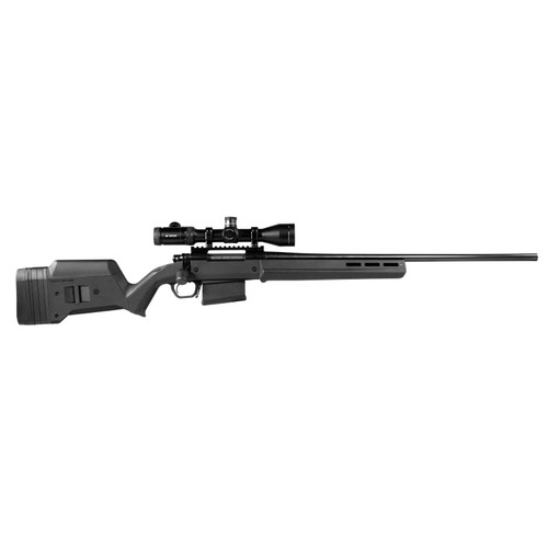 Magpul Hunter 700 Stock Remington 700 LA Polymer Black