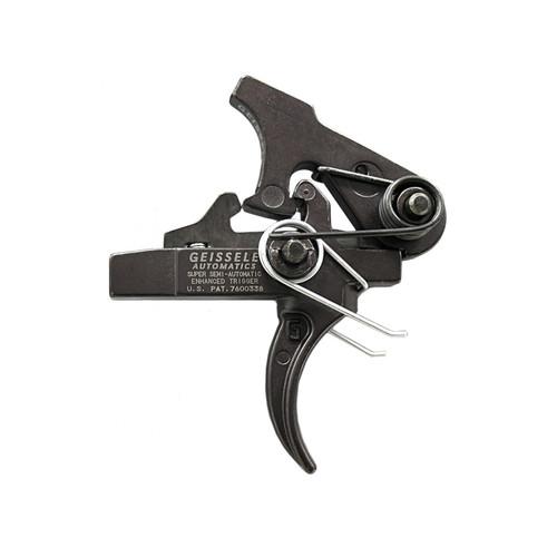 Geissele SSA-E Super Enhanced Trigger AR-15 LR-308 Two Stage Matte