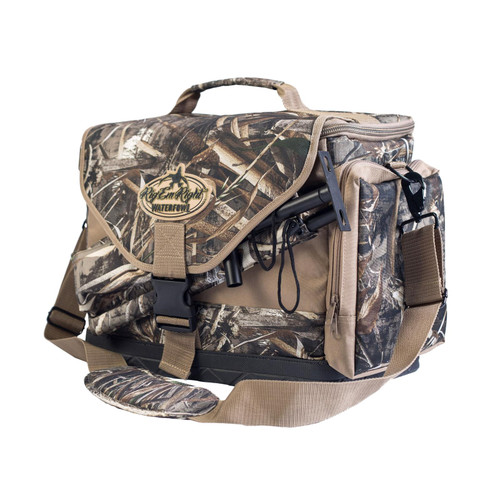 Rig'Em Right Deluxe Spinner Motion Decoy Carry Bag Realtree Max-5 Camo
