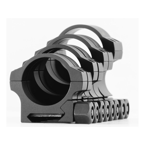 Nightforce 30mm Standard Duty Picatinny-Style Rings Matte Medium