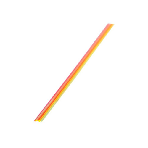 """TRUGLO FO Rod 5.5"""" x .029"""" Green, Orange, Red, Ruby Red, Yellow 5Pk"""
