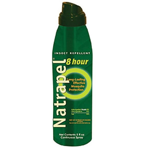 Natrapel Deet Free Insect Repellent Spray 6 oz