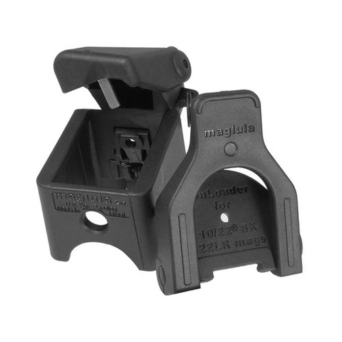 Maglula LULA Magazine Loader and Unloader Ruger 10/22, 22 LR Polymer Black