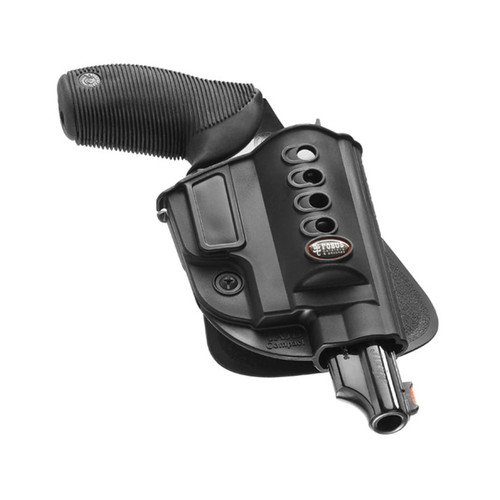 Fobus Evolution Paddle Holster Right Hand Taurus Judge Steel Frame Polymer Black