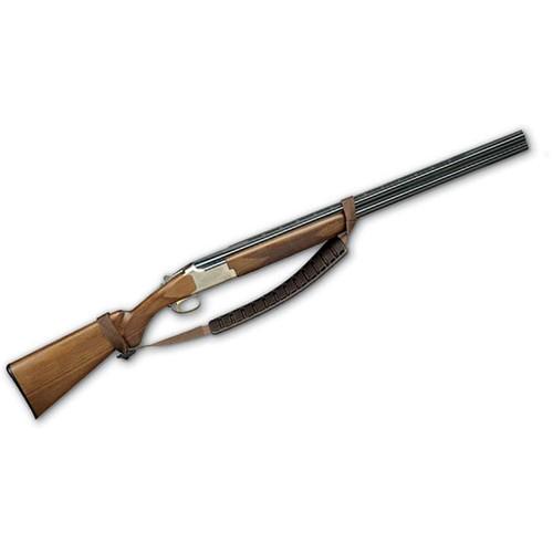 Quake Claw Slip-On Shotgun Slings for Shotguns Without Sling Swivel Studs Nylon Brown