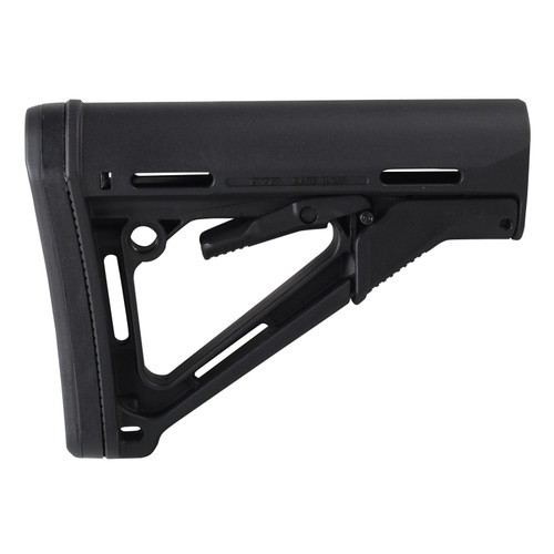 Magpul Stock Collapsible CTR Commercial Diameter AR-15, LR-308 Carbine Synthetic Black