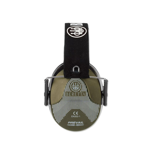 Beretta Standard Earmuffs (NRR 25 dB) Green