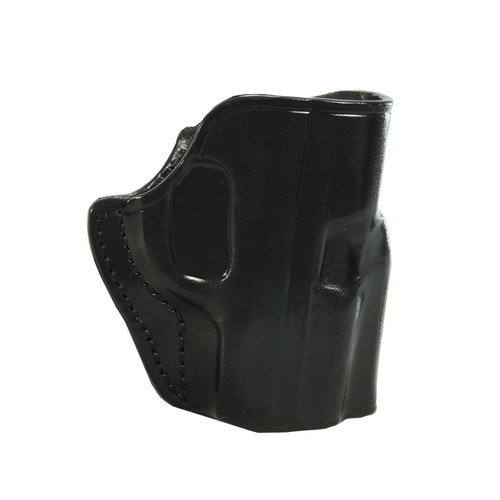 """Galco Stinger Belt Holster Right Hand Springfield XD Sub-Compact 3"""" Leather Black"""