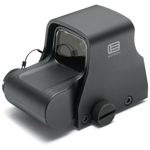 EOTech XPS2-0 Holographic Sight 68 MOA Circle with 1 MOA Dot Reticle Matte