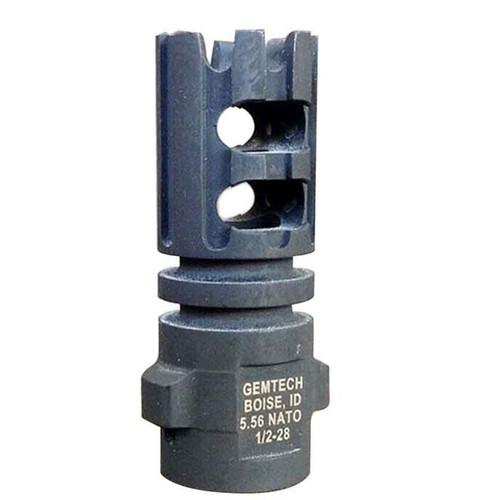 "Gemtech Quickmount Muzzle Brake Suppressor Mount AR-15 1/2""-28 Thread"