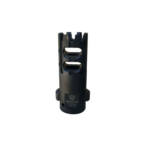 "Gemtech Quickmount Muzzle Brake Suppressor Mount LR-308 5/8""-24 Thread"