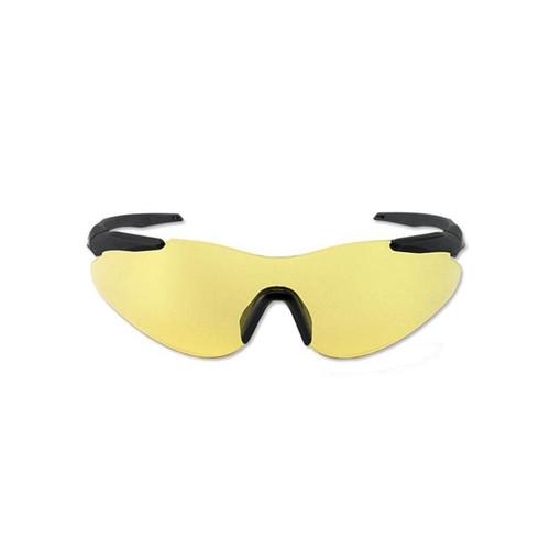 Beretta Basic Shooting Glasses Black Frame Yellow Lens