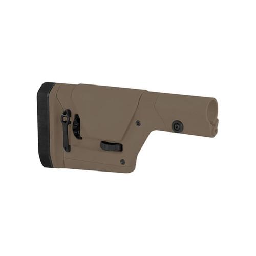 Magpul Stock PRS GEN3 Precision Rifle Adjustable AR-15, LR-308 Synthetic Flat Dark Earth