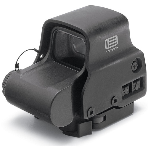 EOTech EXPS3-0 Holographic Sight 68 MOA Circle with 1 MOA Dot Reticle Matte