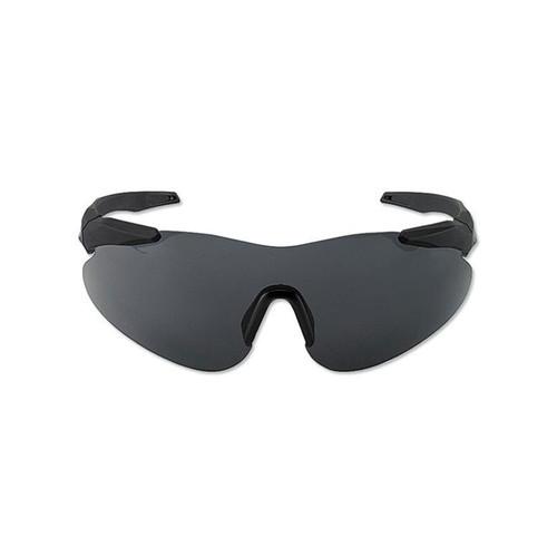 Beretta Basic Shooting Glasses Black Frame Black Lens