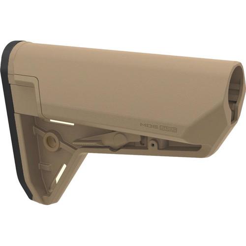 Magpul Stock MOE SL-S Collapsible Mil-Spec Diameter AR-15 LR-308 FDE