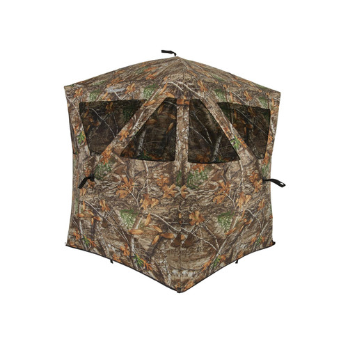 "Ameristep Care Taker Ground Blind 66"" x 55"" x 55"" Polyester Realtree Edge"