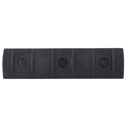 ERGO Full Profile Picatinny Long 15-Slot Rail Cover Polymer Black 3PK