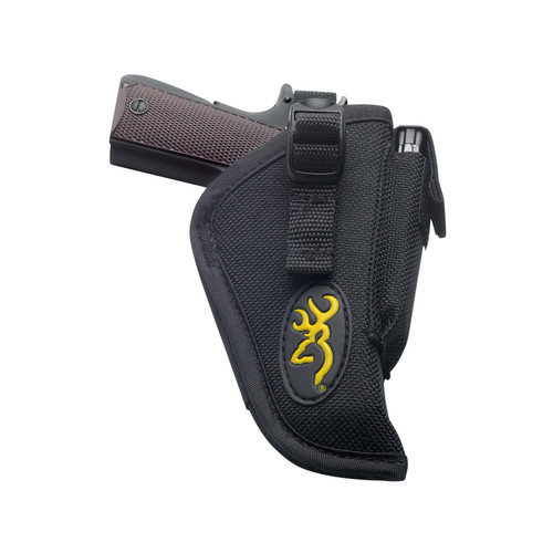 Browning 1911-22 Holster with Magazine Pouch Right Hand Nylon Black