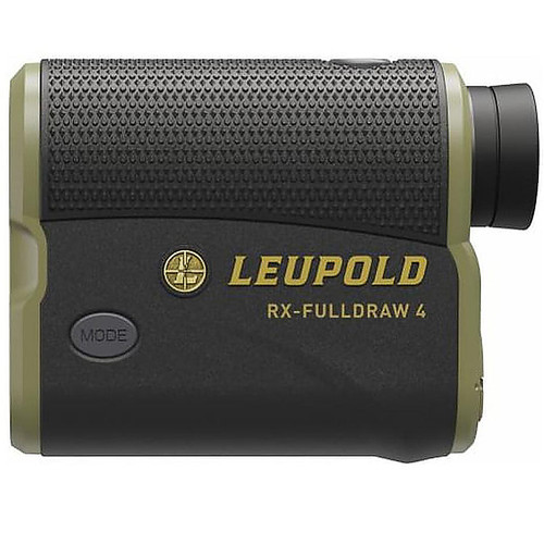 Leupold RX-Fulldraw 4 with DNA Laser Rangefinder OLED Green