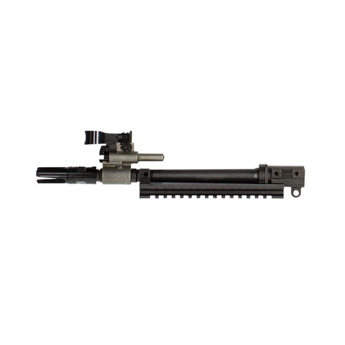 "FN Barrel Assembly SCAR 16S 5.56x45mm NATO 10"" Hammer Forged Chrome Lined 1 in 7"" Twist Steel Matte"