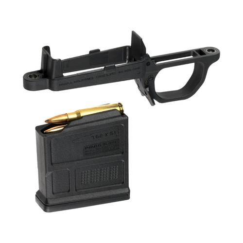 Magpul Hunter 700 SA Detachable Magazine Well with 5-Round Mag Black