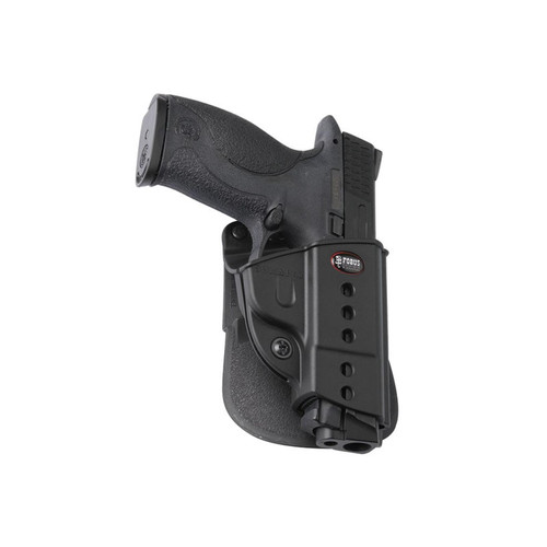Fobus Evolution Paddle Holster Right Hand Smith & Wesson BodyGuard 380 Polymer Black