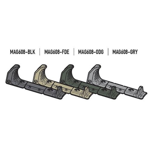 Magpul M-LOK Hand Stop Kit Polymer Flat Dark Earth