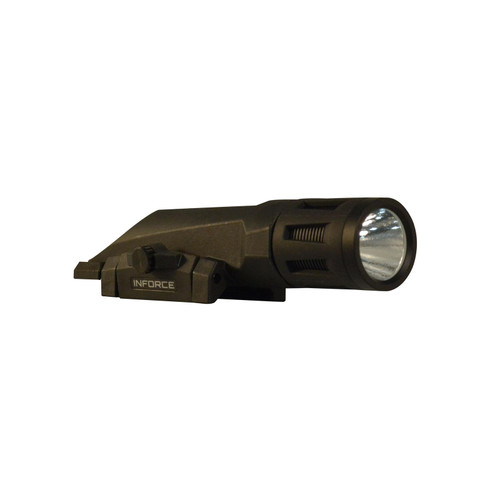 Inforce WMLx Gen2 Tactical Light with 2 CR123A Battery Fits Picatinny Rails