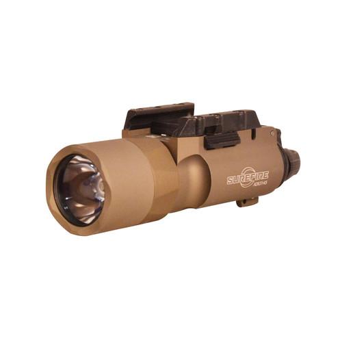 Surefire X300U-A UW Light, RL Mounting Rail LED, 2 CR123A Batteries