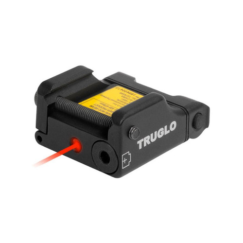 Truglo Micro-Tac Red Laser Sight with Picatinny-Style Mount Matte