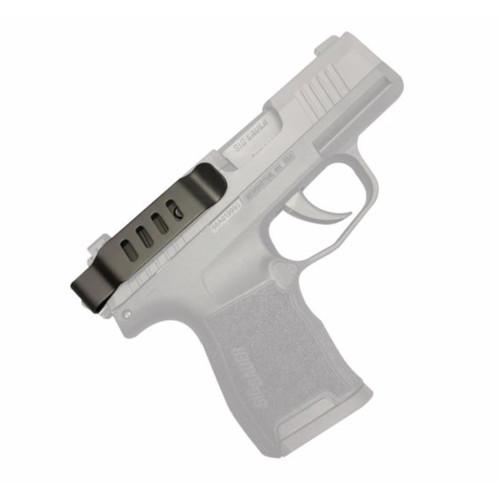 Techna Clip Gun Belt Clip Ambidextrous Sig Sauer P365 Steel