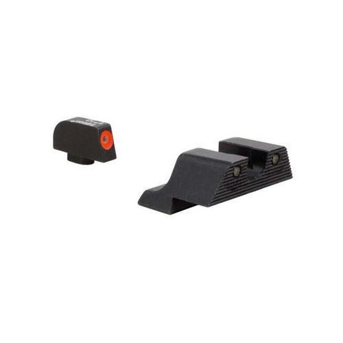 Trijicon HD XR Night Sight Set Smith & Wesson M&P, SD9 VE, SD40 VE3-Dot TG