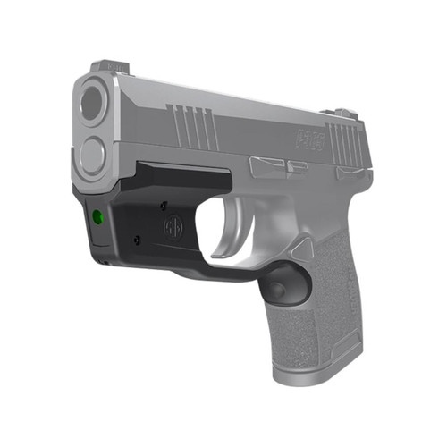 Sig Sauer LIMA365 Green Laser Grip Module Assembly Sig P365 Compact Black