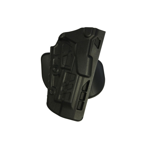 Safariland 7378 7TS ALS Concealment Paddle Holster Right Hand Glock 42, 43 Polymer Black