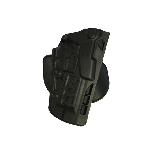 Safariland 7378 7TS ALS Concealment Paddle Holster RH Glock 42, 43 Black