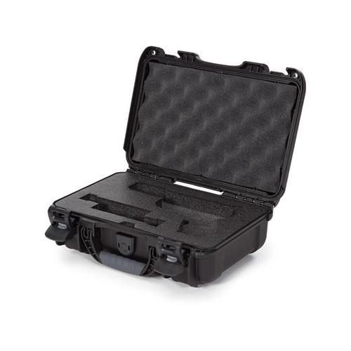 "Nanuk 909 Pistol Case with Foam 11"" Polymer Black"