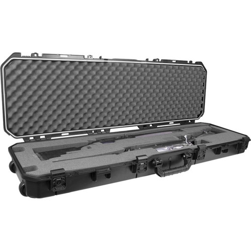 Plano AW2 All Weather Series Double Rifle/Shotgun Case with Wheels 52""