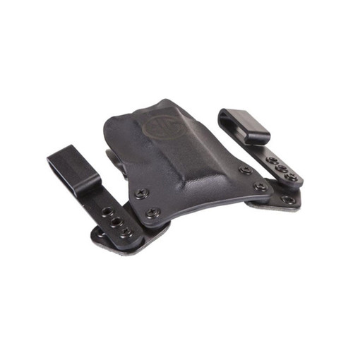 Sig Sauer Inside Waistband Holster Right Hand Sig Sauer P365 Kydex Black