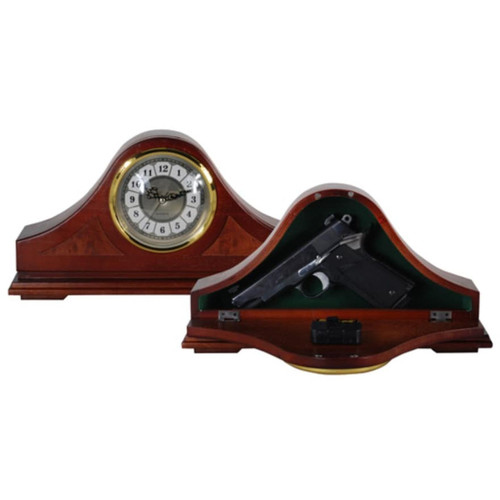 Peace Keeper Mantle Gun Concealment Clock