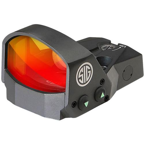 Sig Sauer ROMEO1 Reflex Sight 1x 30mm 1 MOA Adjustments