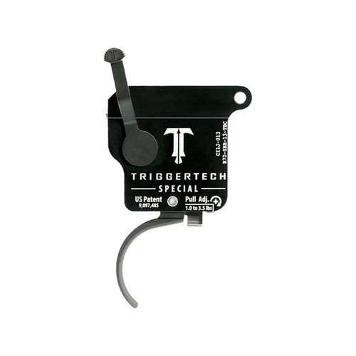 TriggerTech Special Trigger CB Rem 700 Single Stage with BR, Safety Black