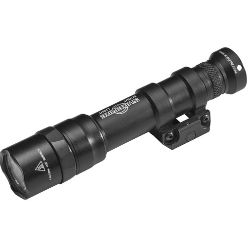 Surefire M600DF Ultra Scout Light Weapon Light LED with 2 CR123A Batteries