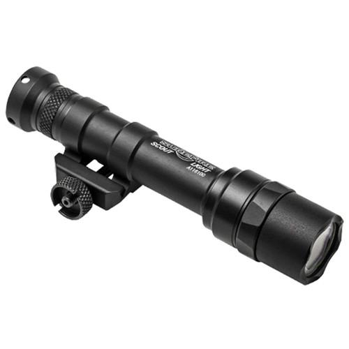 Surefire M600 Ultra Scout Light Weapon Light LED with 2 CR123A Batteries Aluminum Black
