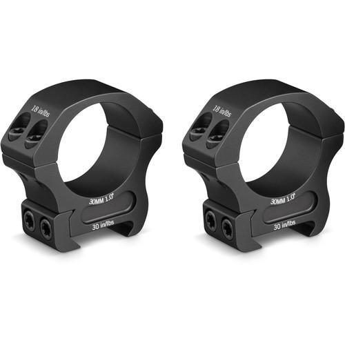 Vortex 30mm Pro Picatinny-Style Rings Medium Matte