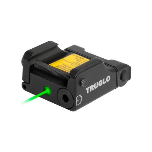 Truglo Micro-Tac Green Laser Sight with Picatinny-Style Mount Matte