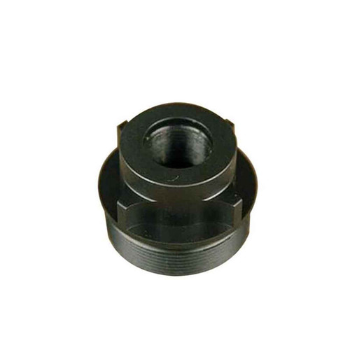 SilencerCo Alpha Fixed Barrel Thread Mount M13.5x1 LH Octane Steel Matte