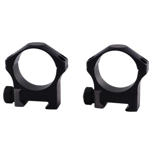 Nightforce 34mm Ultralite 4-Hole Picatinny-Style Rings Matte Medium