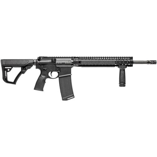 "Daniel Defense DDM4v5 Carbine 5.56x45mm NATO 16"" Barrel 32-Round Polymer Black"