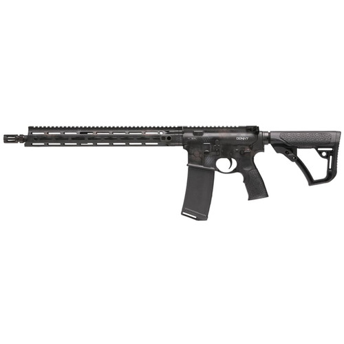 "Daniel Defense M4 Carbine V7 Rifle 5.56x45mm NATO 16"" Barrel 32-Round, Rattlecan Finish"